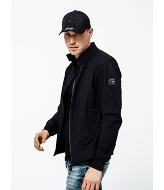 AB LIFESTYLE BASIC SUMMER JACKET BLACK