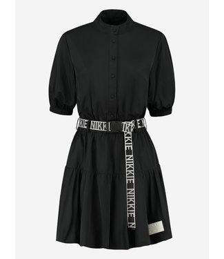 NIKKIE Fleur dress black
