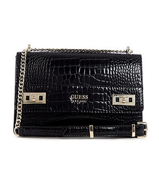 GUESS KATEY COVERTIBLE CROSSBODY FLAP