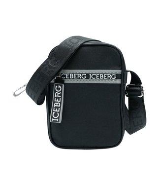 ICEBERG Camera bag zip logo