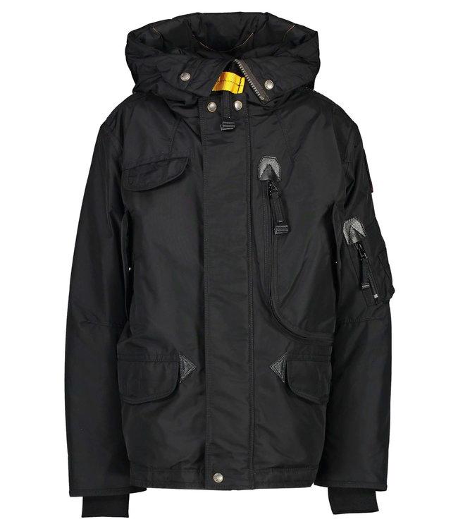 PARAJUMPERS Right hand base boy jacket zwart