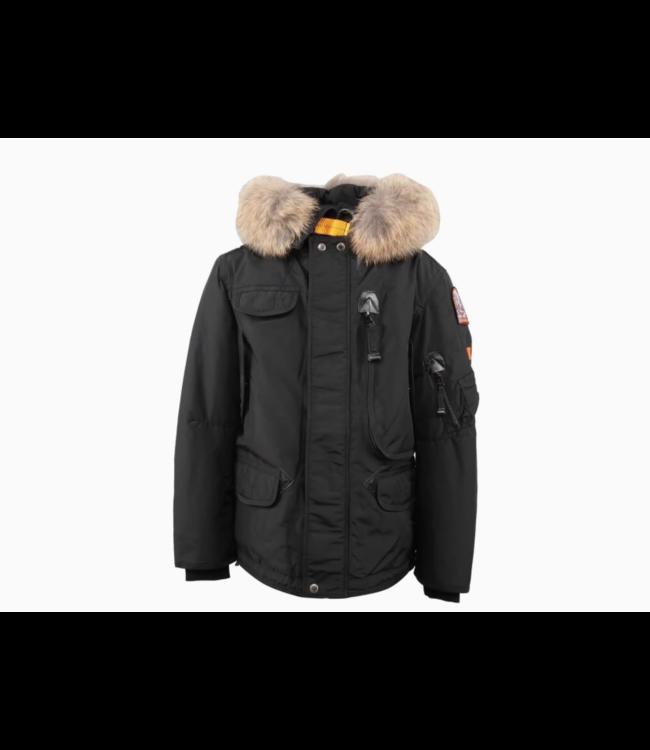 PARAJUMPERS Right hand boy jacket zwart