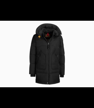 PARAJUMPERS Long bear base jacket black girls