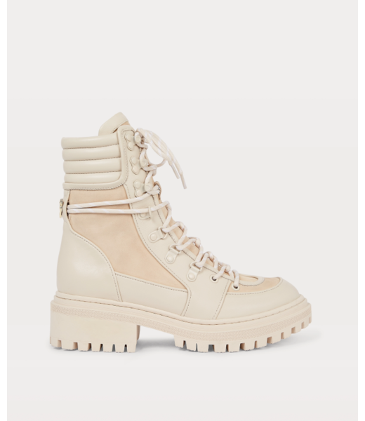 Karina boots Ecru