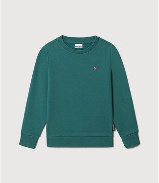 NAPAPIJRI Balis sweater barberry green