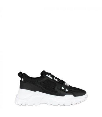 VERSACE JEANS COUTURE Fondo speedtrack  sneakers zwart
