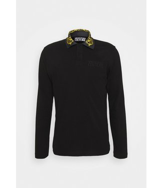 VERSACE JEANS COUTURE Long sleeve polo