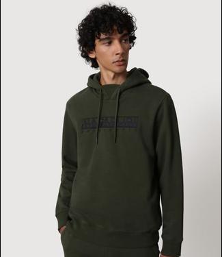 NAPAPIJRI Berber hoodie khaki groen