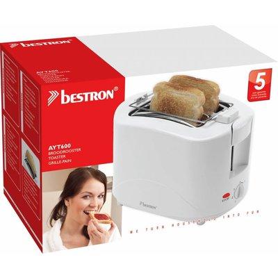 Bestron Bestron AYT600 Broodrooster WH