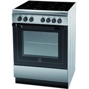 Indesit I6VMH2A.1W Keramisch fornuis wit