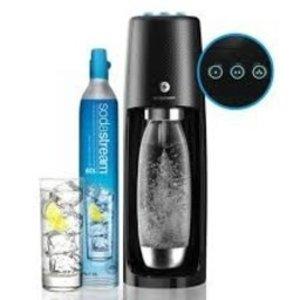 Sodastream Sodastream Spirit One Touch Black + fles +cilinder