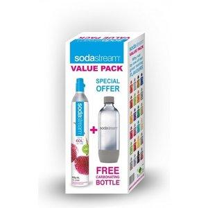 Sodastream Sodastream Fuse Flessen fles Promo Reserve Pack