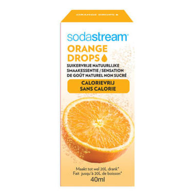 Sodastream Sodastream Fruit Drops 40ml Orange