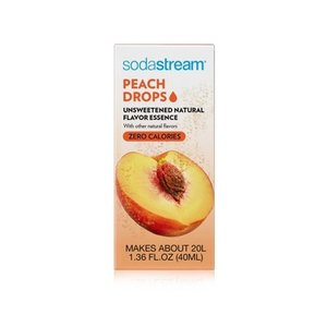 Sodastream Sodastream Fruit Drops 40ml Peach