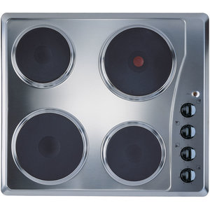 Indesit Indesit TI60X Electrische kookplaat