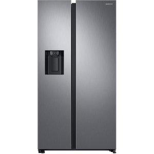 Samsung SAMSUNG RS68N8231S9 SBS, 617L, A++, 2-door, Twin Cooling Plus, I&W dispenser, Bottle Rack