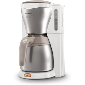 Philips Philips HD7546/00 Koffiezetapparaat wit, thermos