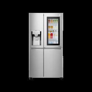 LG LG GSX960NSVZ Amerikaanse Koelkast A++, INSTAVIEW DOOR-IN-DOOR