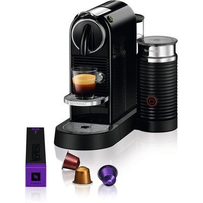 Magimix Magimix nespresso M196 Citiz milk zwart