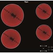 Whirlpool AKT8090 Keramische kookplaat