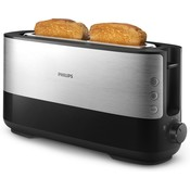 Philips Philips HD2692/90 Broodrooster ZW/RVS