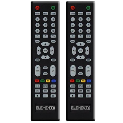 "Elements Elements ELT65DE910B 65"" 4K Smart LED-TV"