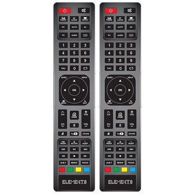 "Elements Elements ELT75DE910B 75"" 4K Smart LED-TV"