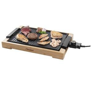 Bestron Bestron AG2000BB Bamboo grill 2000 watt