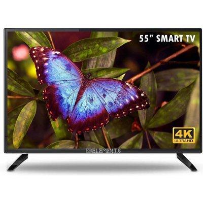 """Elements Elements ELT55DE910B Led televisie SMART 55"""""""