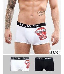 RELIGION BOXERS KISS SET