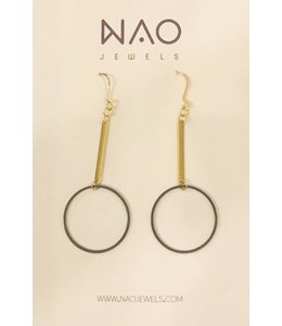 NAO jewels BOUCLES LAITON (serie 17)