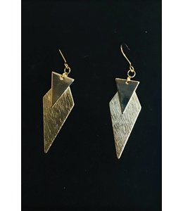 NAO jewels BOUCLES OR (serie 2)