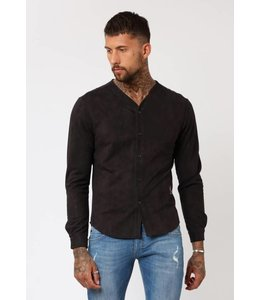 RELIGION CHEMISE CHASE LS SUEDE