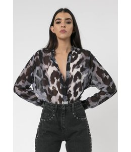 RELIGION TOP HYPERION BLOUSE