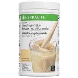Herbalife F1 Maaltijdvervangende shake  XL Romige Vanille smaak 780 gr