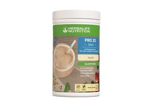 PRO 20 Select - Met water mengbare proteïneshake