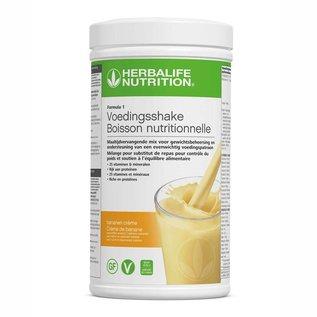 Herbalife Formula 1 Maaltijdvervangende Shake Bananen Crème 550 gr