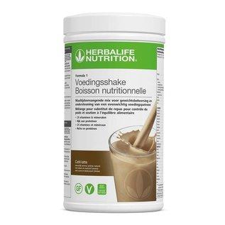 Herbalife F1 Maaltijdvervangende shake Café Latte 550 gr