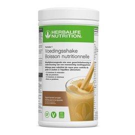 Herbalife F1 Maaltijdvervangende shake Appel en Kaneel smaak 550 gr