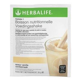 Herbalife F1 Maaltijdvervangende voedingsshake 7 zakjes van 1 portie Vanille