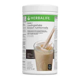 Herbalife Formula 1 shake Cookie crunch 550 gr