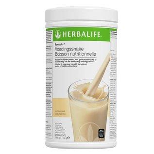 Herbalife Formula 1 Evenwichtige Maaltijdvervangende shake F1 Romige Vanille 550 gr