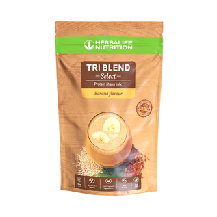 Tri Blend Select Bananensmaak 600 g Proteïneshake