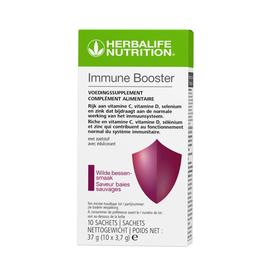 Immune booster Wilde bessensmaak 10 zakjes à 3,7g