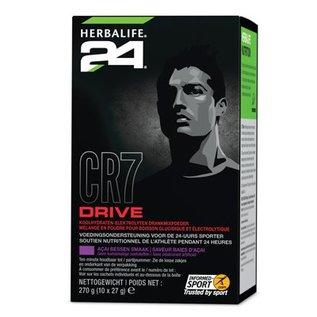 CR7 Drive Sachets Açai bessen smaak 10 zakjes van 27 gr