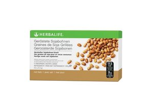 Geroosterde sojabonen doos van 12x 21,5 gr