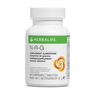 Herbalife N-R-G Guarana tabletten 60 tabletten