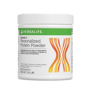Proteïne poeder Personalised Protein Powder 240 gr