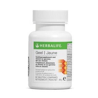 Herbalife Thermojetics Yellow gele tabletten 60 tabletten