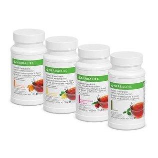 Herbalife Thermojetics Instant kruidendrank Framboos 50gr